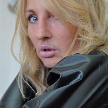 Beautiful Serious Mistress