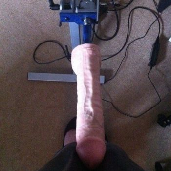 Dildo Strap On Fucking Machine