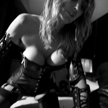 Leather Mistress For Hire