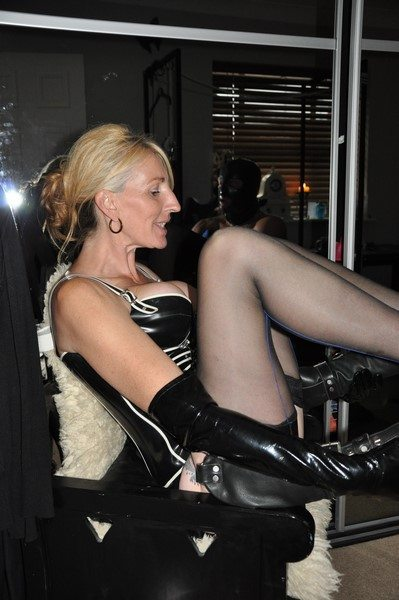Sissy training with femdom mistress tangent - 3 part 8