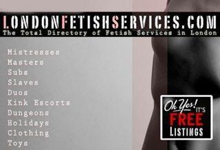 London Fetish Services