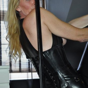 London Oxford Leather Domme