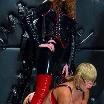 Mistress Dominatrix Pony And Puppy Play