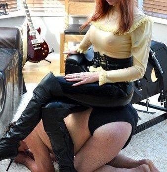 Mistress Objectification