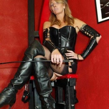 Oxford London Cane Spanking Corporal Punishment Domme